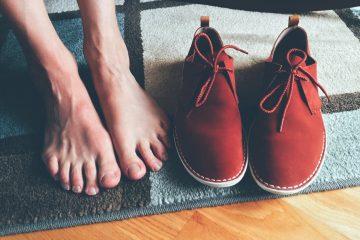 casual fashion feet footwear
